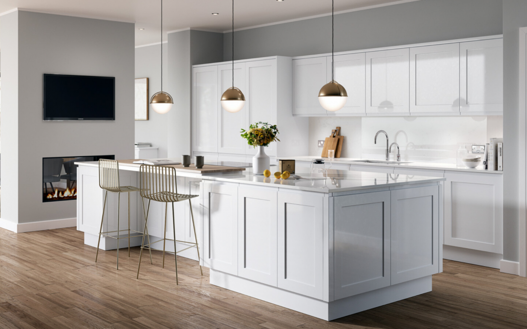 5 Fantastic Reasons to Choose a Kitchen Island