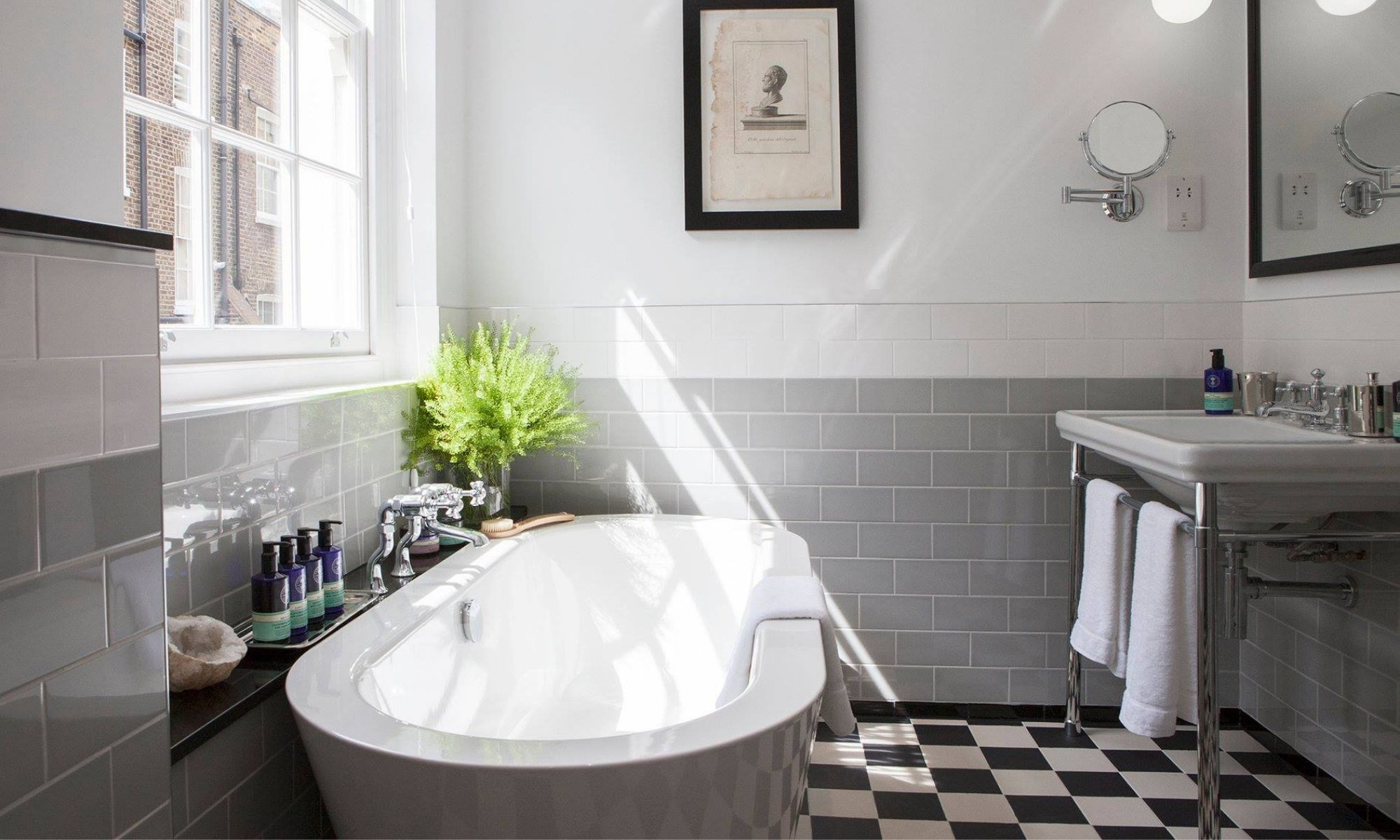 fitted bathroom surrey