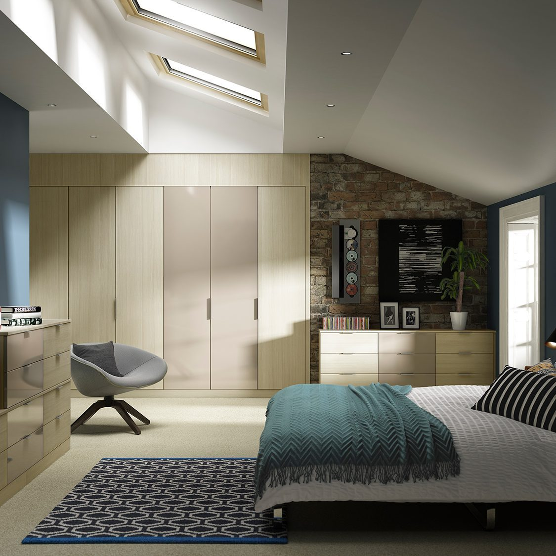 fitted bedroom in surrey