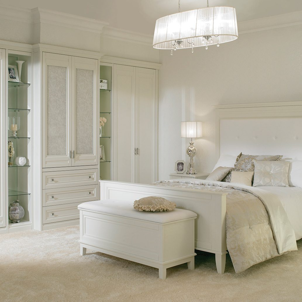 luxury fitted bedroom surrey